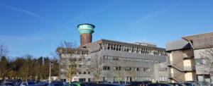 TZU Oberhausen facilities
