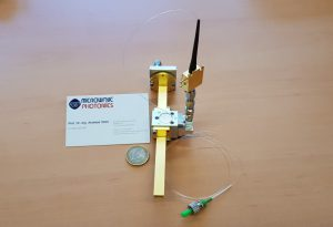 Photonic sensor for skin monitoring