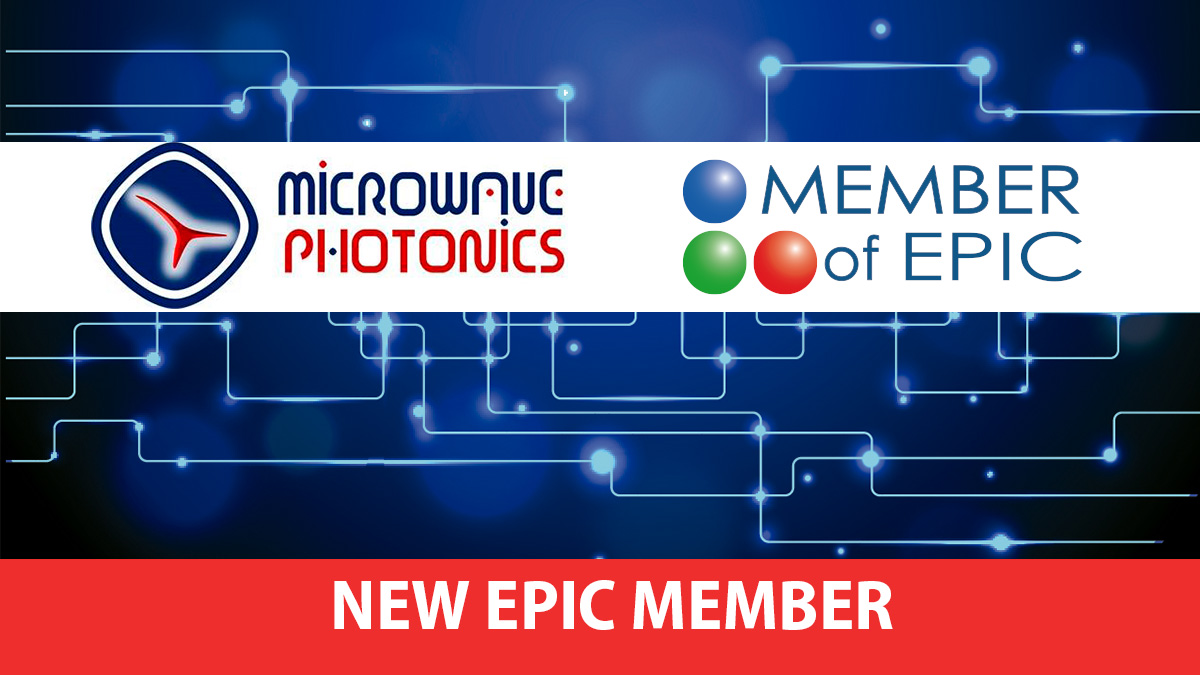 Microwave Photonics is now member of EPIC.